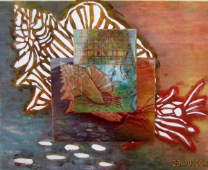 'save culture' -artist A. ten Holt